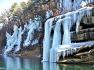 얼음없는 얼음축제 한탄강얼음트레킹