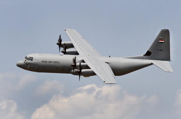 طائرة النقل و الانزال العملاقة هرقل  _ C-130 211E474550D50D3226A44D