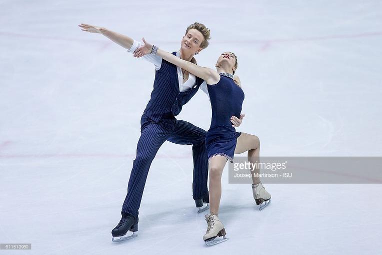 Анастасия Скопцова-Кирилл Алешин/танцы на льду - Страница 2 2431DE4457F0AEDF06165D