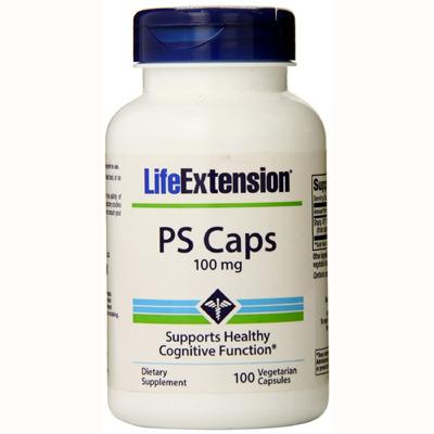 포스파티딜세린 / PS (Phosphatidylserine) Caps