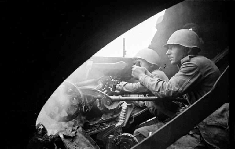 소련군 M1910 맥심 기총수 [Soviet Red Army Maxim Machine Gunner]