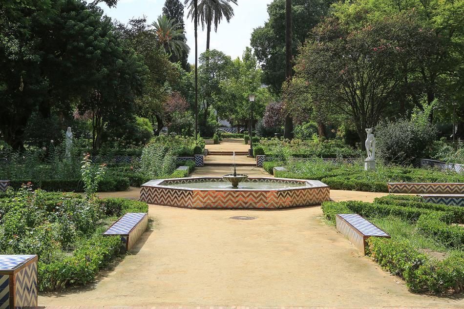 세비야 마리아 루이사 공원에 대한 이미지 검색결과