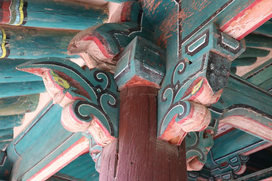 삼척 죽서루(보물 제213호)