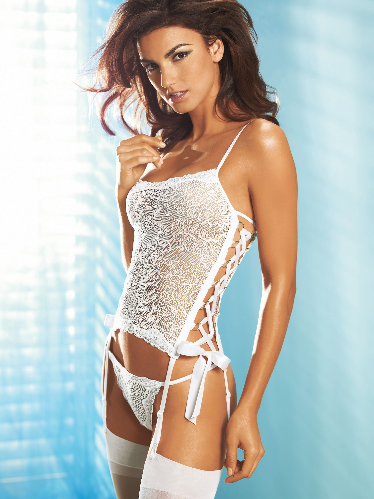 hot lingerie girl - Jessica Pace